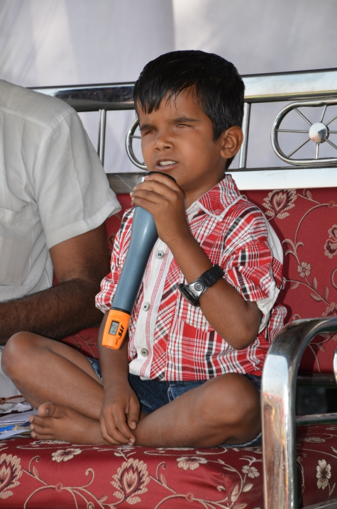 Helping the differently-abled youth to become more productive and self-reliant