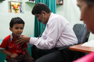 Community based Primary Healthcare Center