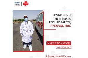 Support Healthcare & Ambulance Warriors