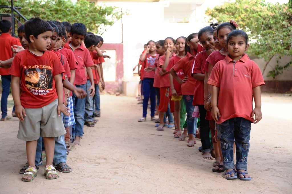 MEDHAVI: Combining Education of Children with Health and Nutrition