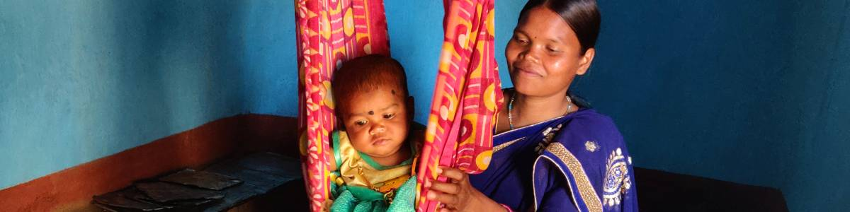 Providing medical care for severe acute malnutrition in Jharkhand