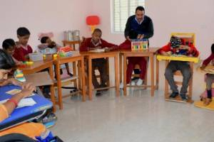 Support for Muskan Day Care!