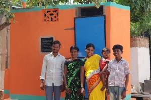 Sustainable Sanitation for the Rural Poor by promotion of Smart Toilets
