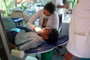 Provide Dental Care to 18,000 students in India