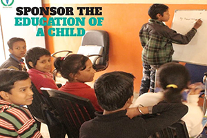 Sponsor the education of a migrant child