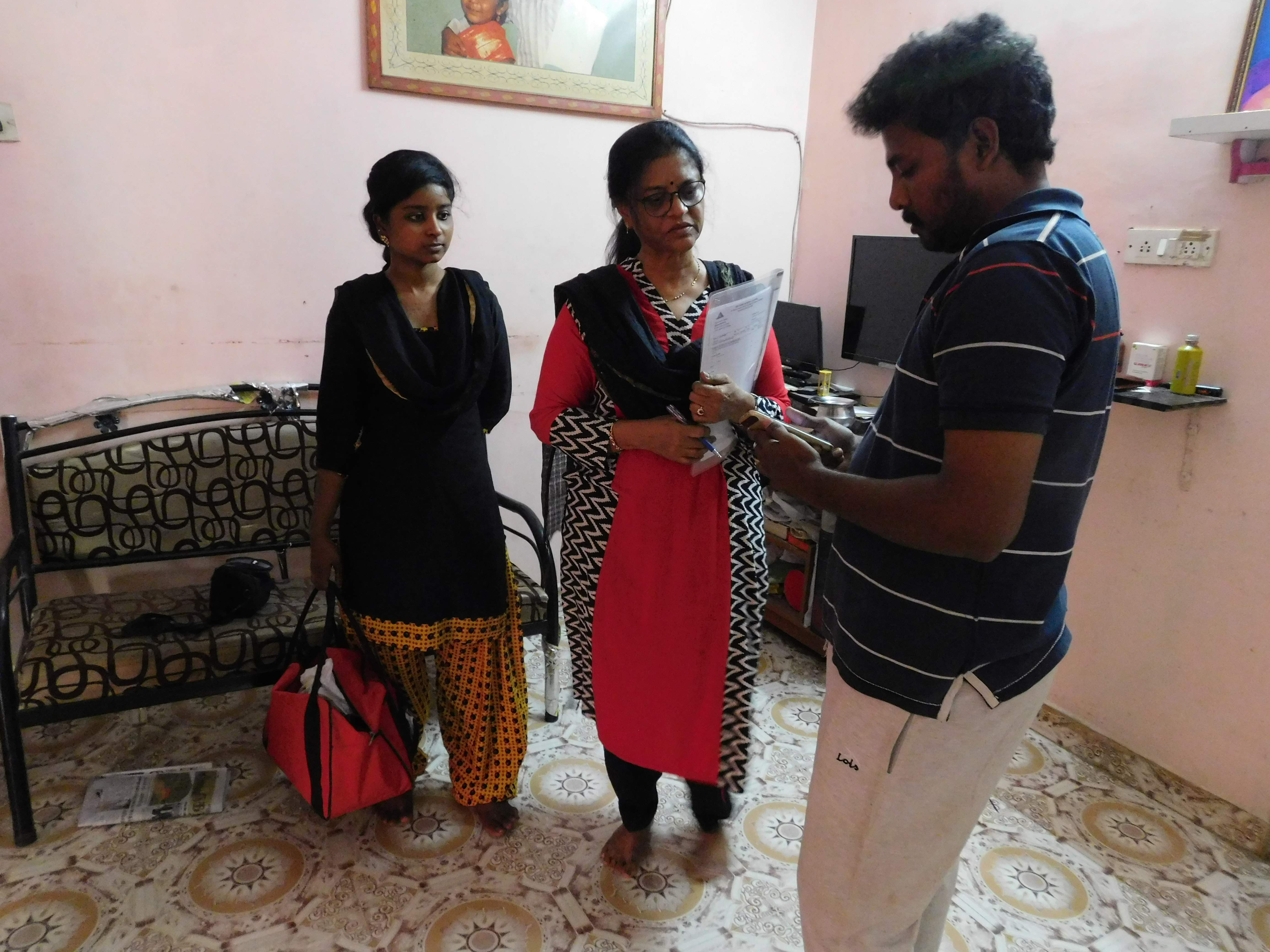 Lakshmi Palliative Care – Clinic on Wheels (The Care of a Hospital in the Comfort of your Home)
