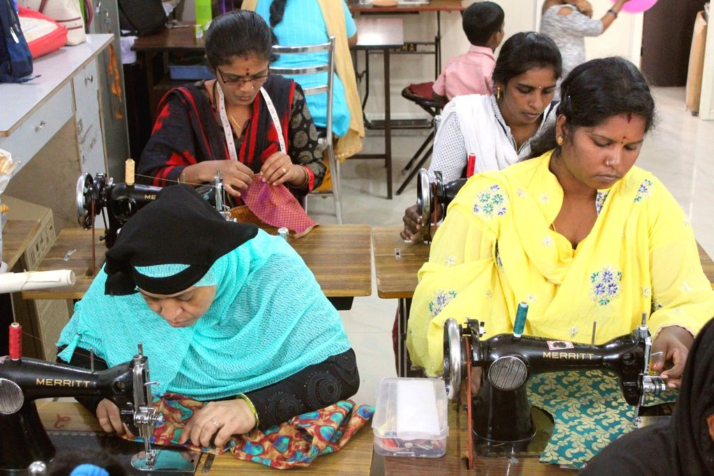 Help enable & empower woman and children in Bangalore