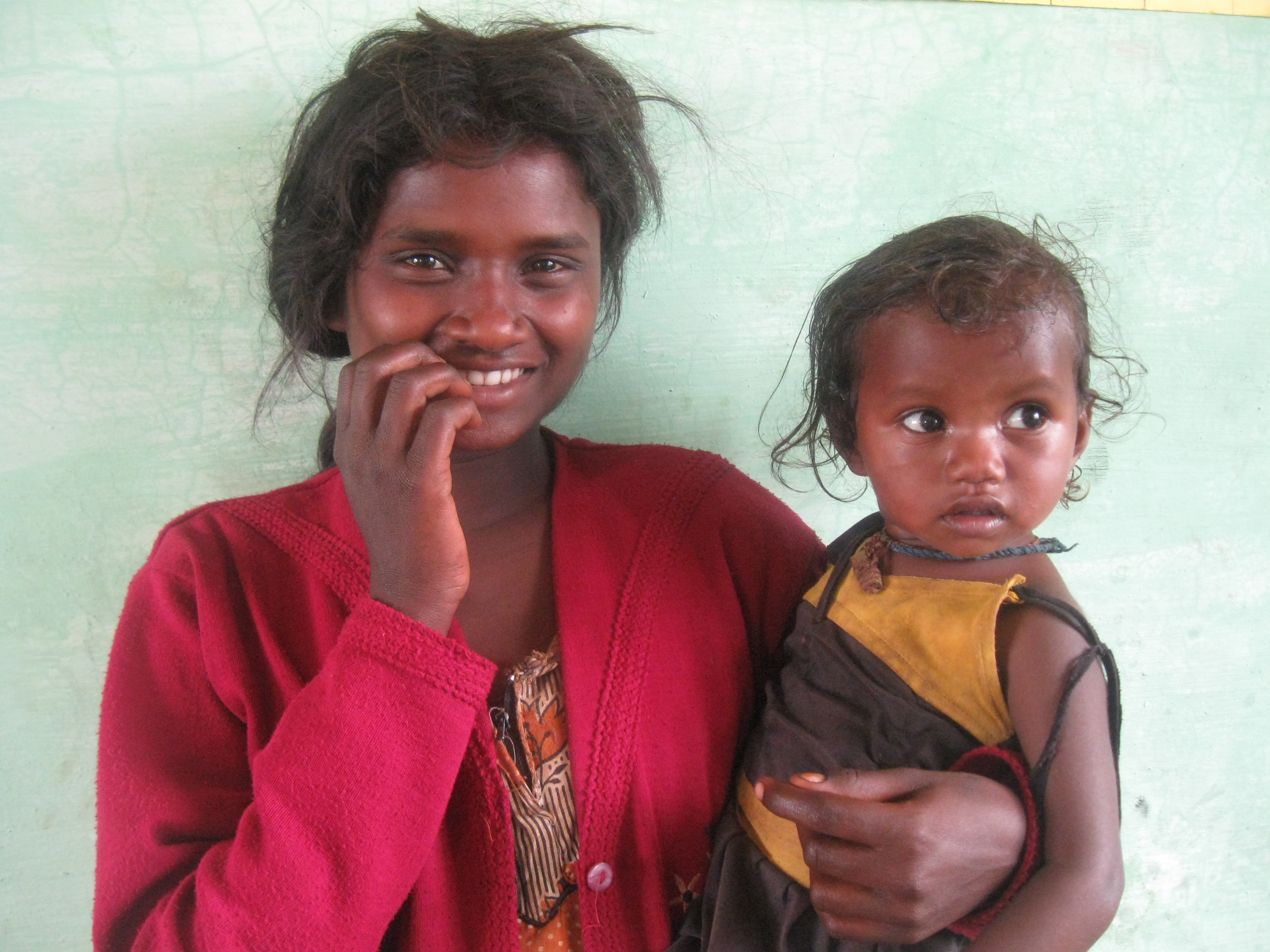 Addressing Malnutrition in Tribal Children