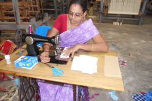 Livelihood Support to Young Single Women affected with Covid-19