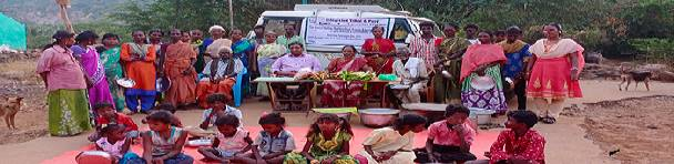 Food for Poor & Tribal Families sponsor your memorable events.