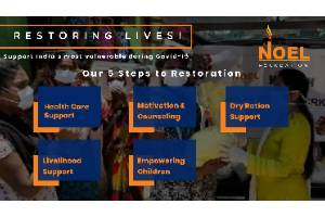 Restoring the Lives of Covid Hit Families and Children