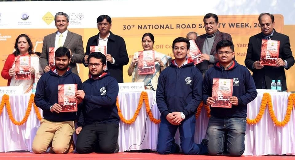 iSAFE'19- Making Indian Roads Safer