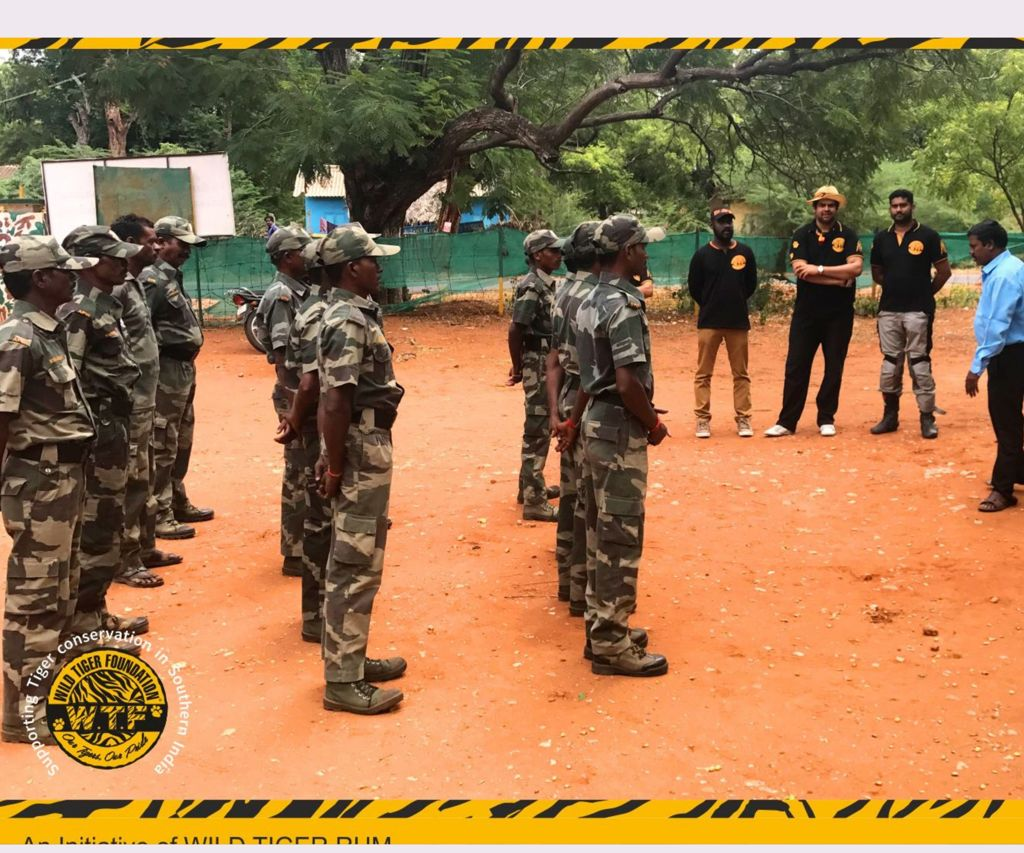 ROAR TRIP 2019 - An Awareness Drive for Tiger Conservation
