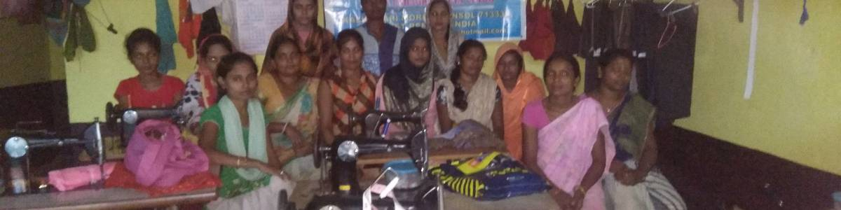 FREE CRAFT TRAINING CENTER FOR  SC/ST WOMEN ( 50 beneficiaries )