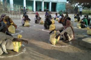 Support us in providing relief to the migrant workers