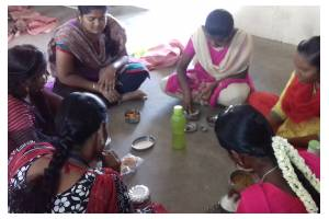 Providing Napkin, nutrition food and health management skill and menstrual hygiene knowledge to poor and disadvantaged adolescents girls