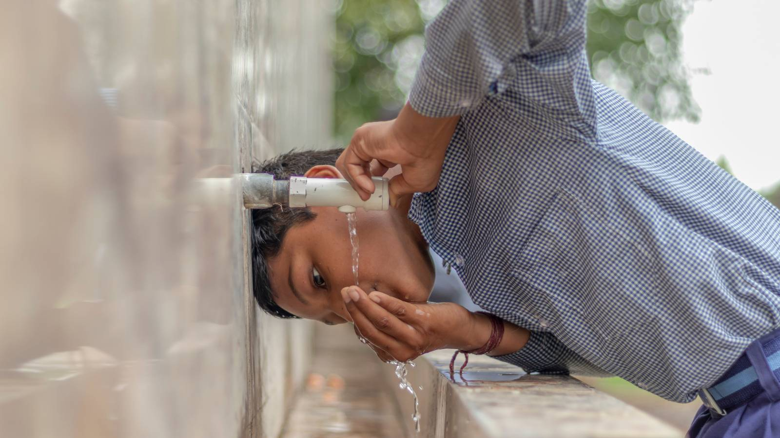 Drinking water availability