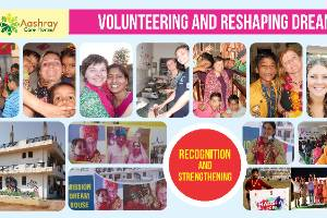 Aashray Care Homes for HIV infected and affected children and women