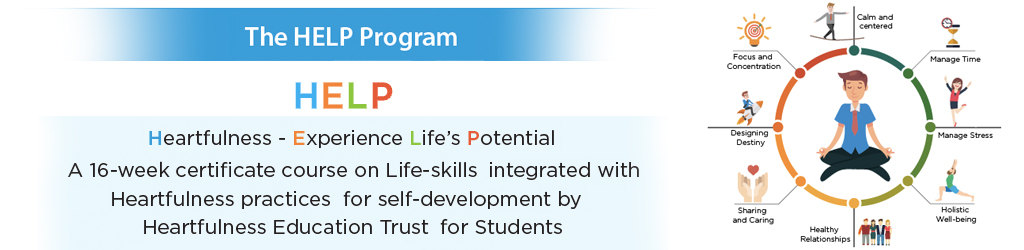 HELP 2 lakh children learn lifeskills in government and other junior colleges in districts of Andhra Pradesh through a government co-funded program