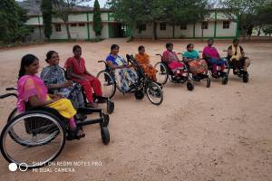 Wheelchair Provision for Persons with Disabilities