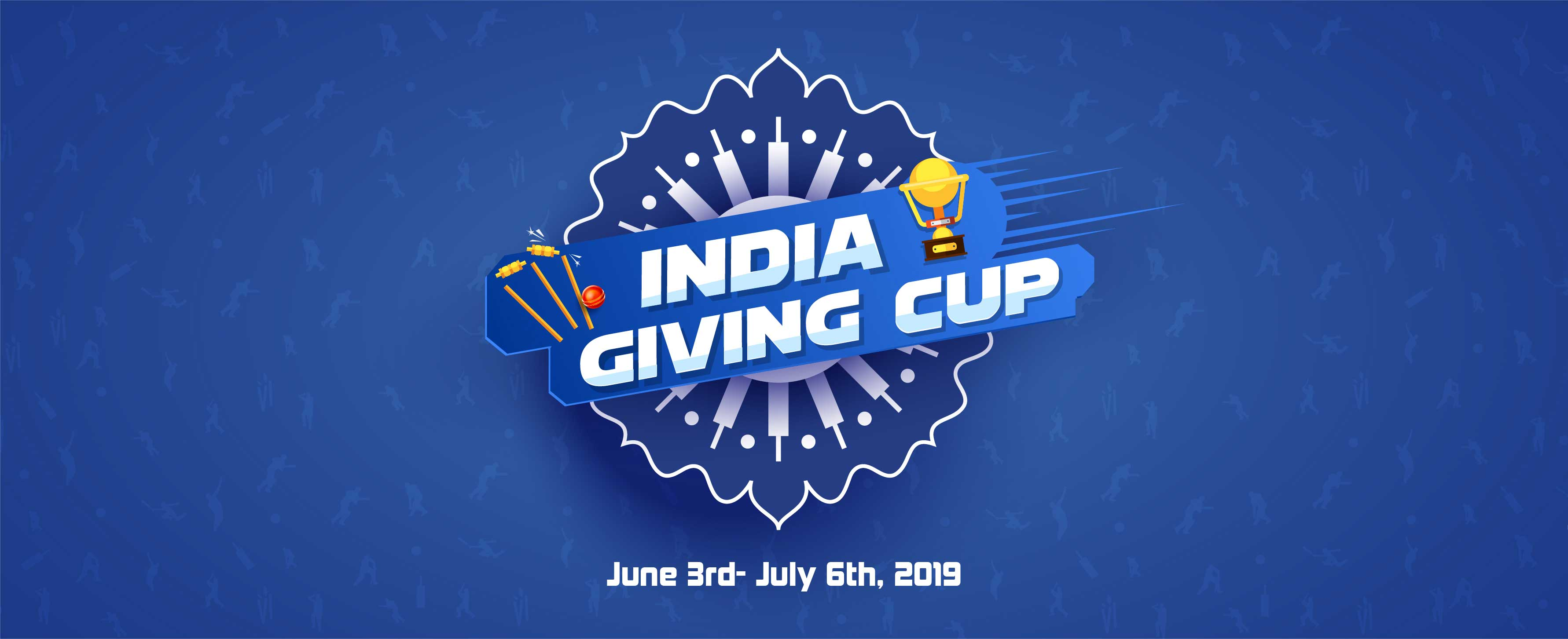 India Giving Cup 2019