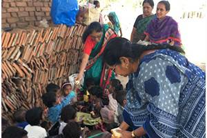 Mid Day meal program
