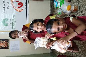 1) Provide monthly rations to two children living with AIDS, 2) Help a HIV child with monthly groceries
