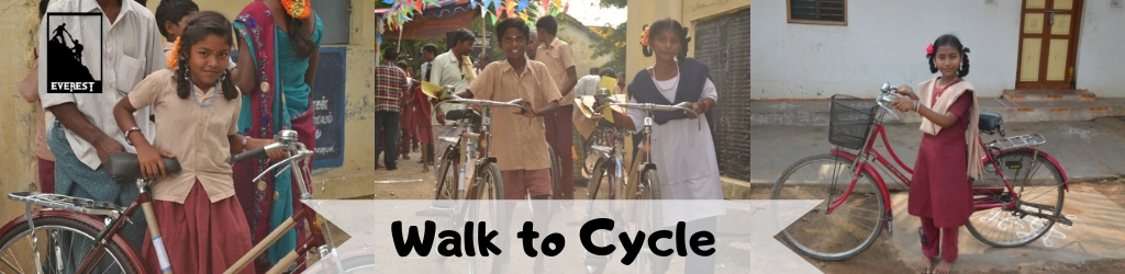 Walk To Cycle
