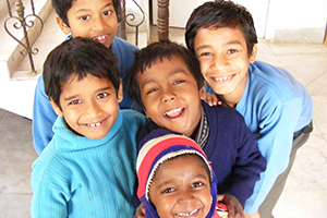 Anandaghar - Paediatric Palliative Care & Support Programme for Children Living with HIV/AIDS