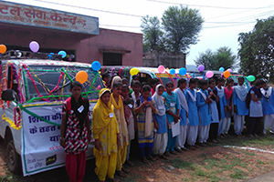 Support Continued Education of Girls