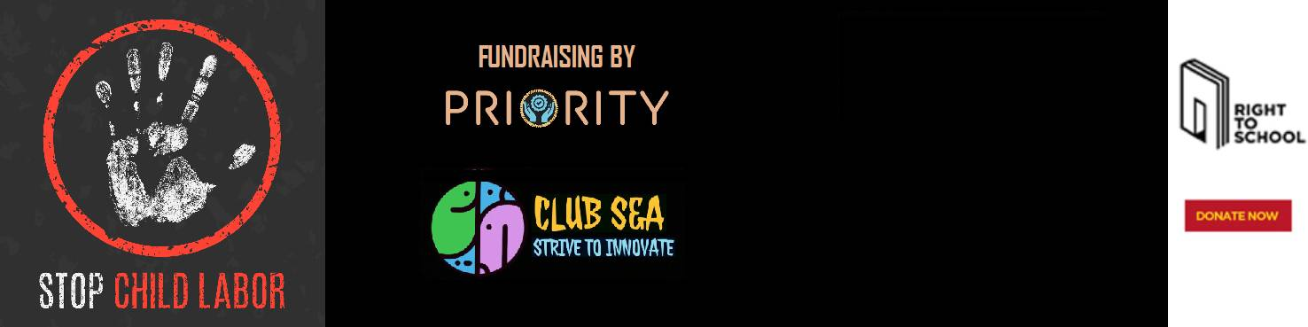 PRIORITY  - HELP CRY ELIMINATE CHILD LABOR FROM THE COUNTRY