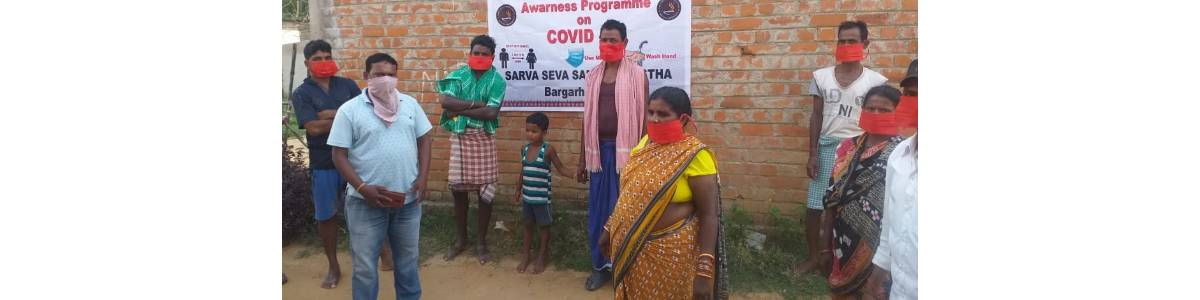 Relief and rehabilitation initiative to the poor and vulnerable community during COVID-19 outbreak