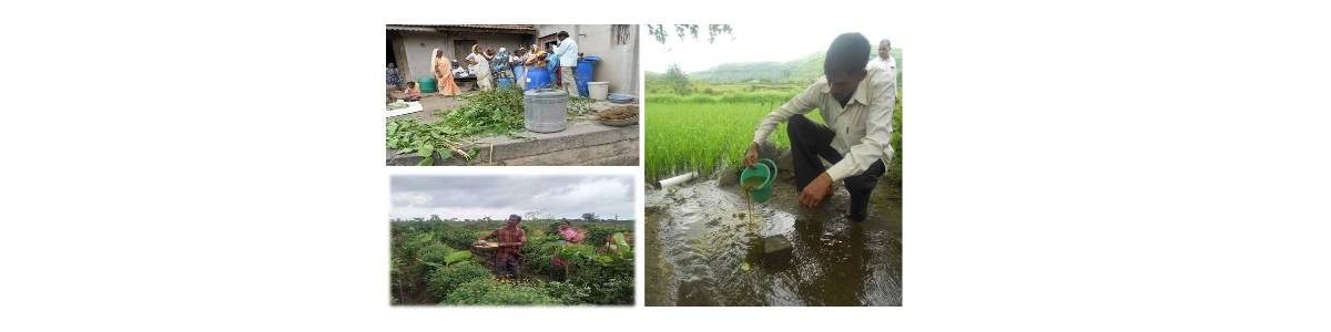 Improving Farm Based Livelihoods of 1500 farmers through promotion of Climate Resilient Agriculture Practices
