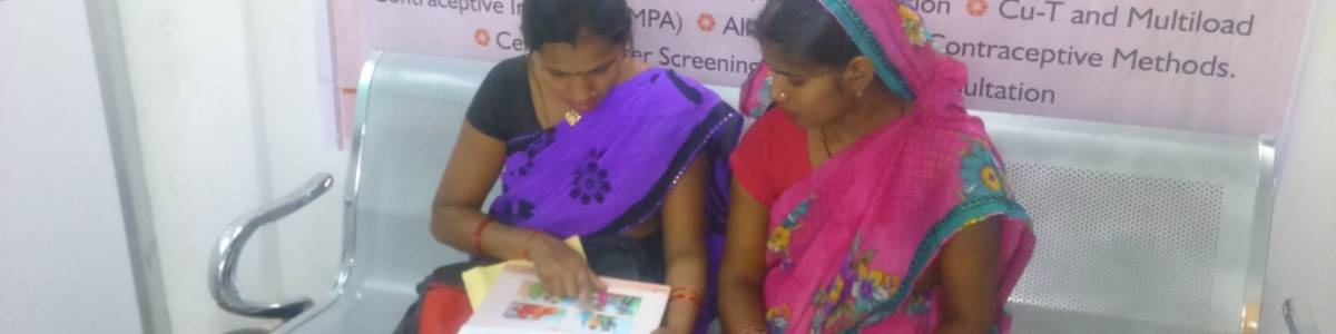 Support Poor Couples to Access Family Planning to curb the Population of India
