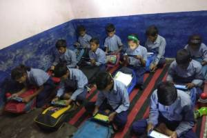 Education Support for the 200 underprivileged Children