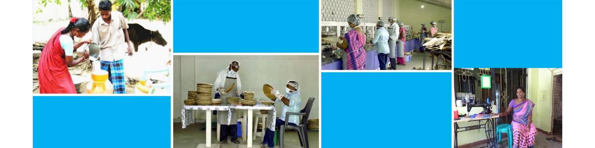 Restoring Livelihoods For People Affected By Leprosy & Other Disabilities And Migrant Laborers