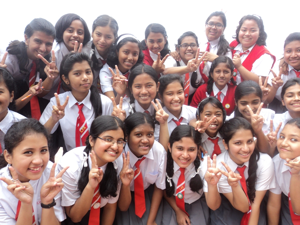 Keep Girls in School in the North East