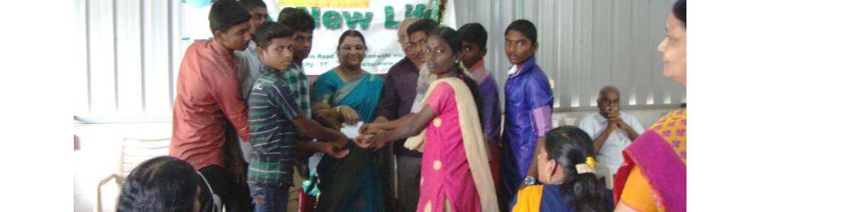 Ensure Education for 100 Child Laborers in Trichy district