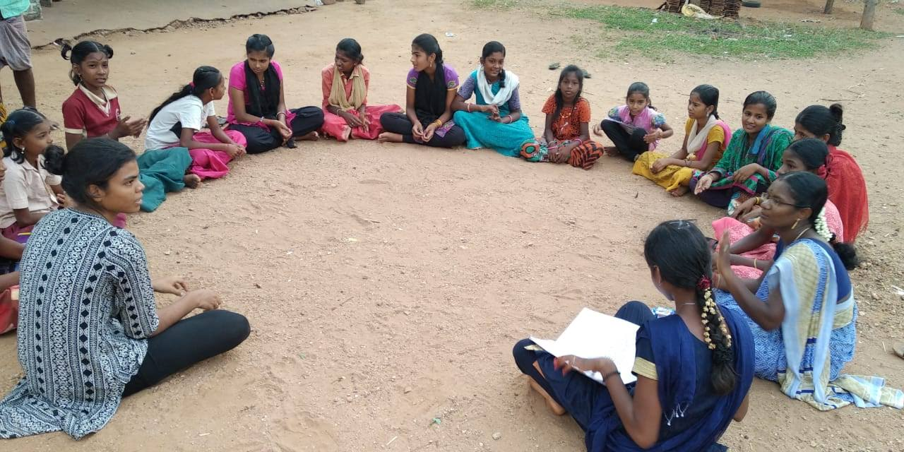 Women Empowerment through Promoting and Revitalizing Healthy Menstrual Practices among Adolescent Giirls