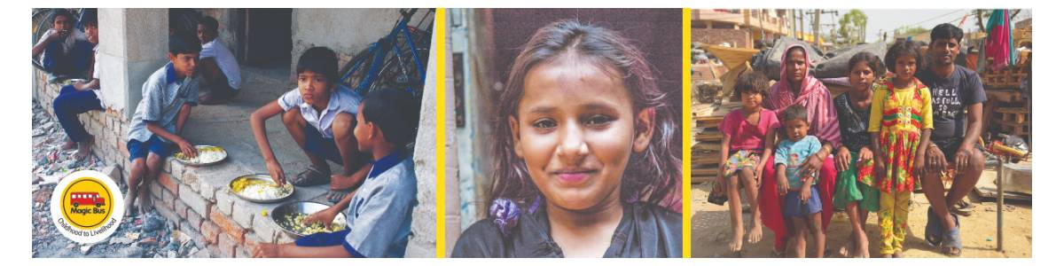 COVID-19 Recovery: Help a child complete their journey from Childhood to Livelihood