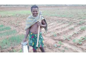 Ensure livelihoods of small and marginal farmers in south Odisha in COVID-19 pandemic