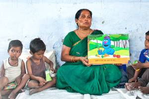 Support 10,000 children with a Sesame Educational Care Kit