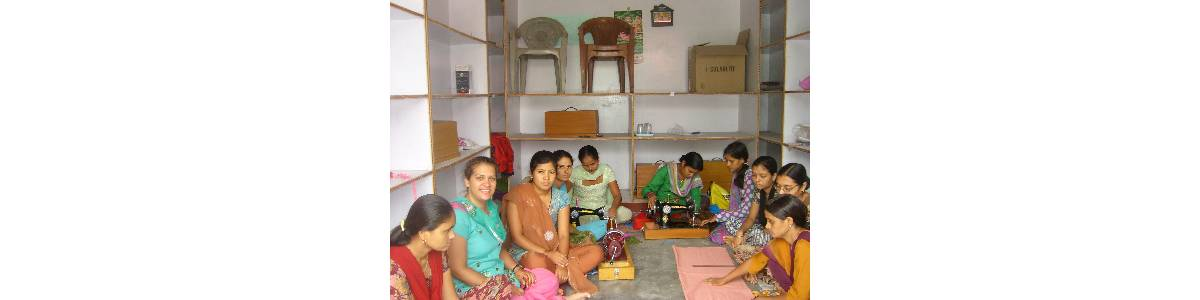Sponsor six months Fashion designing & Tailoring training course for a rural, unemployed young girl or women