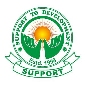 SUPPORT(Society for Upliftment of People with People's Organization & Rural Technology)